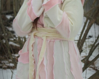 Fairy Coat Custom- The Snow Queen!