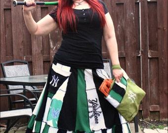 Custom Sports team skirt