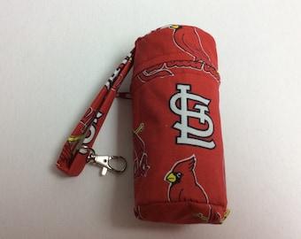The Batter Up: Golf Ball Bag St. Louis Cardinals Print)