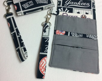 The Batter Up: Wallet (New York Yankees)