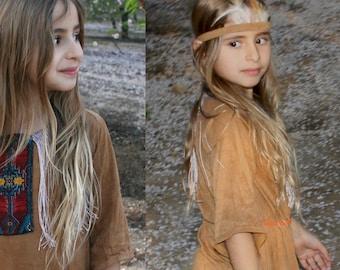 Kid Indian Costume Etsy