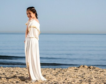 Greek Dress Etsy