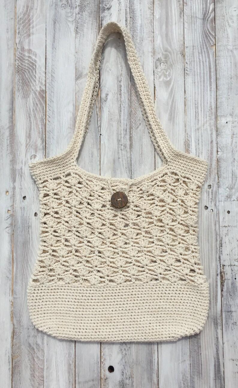 summer bag crochet beach tote crochet purse summer beach bag summer crochet bag Crochet beach bag crochet tote crochet beach purse