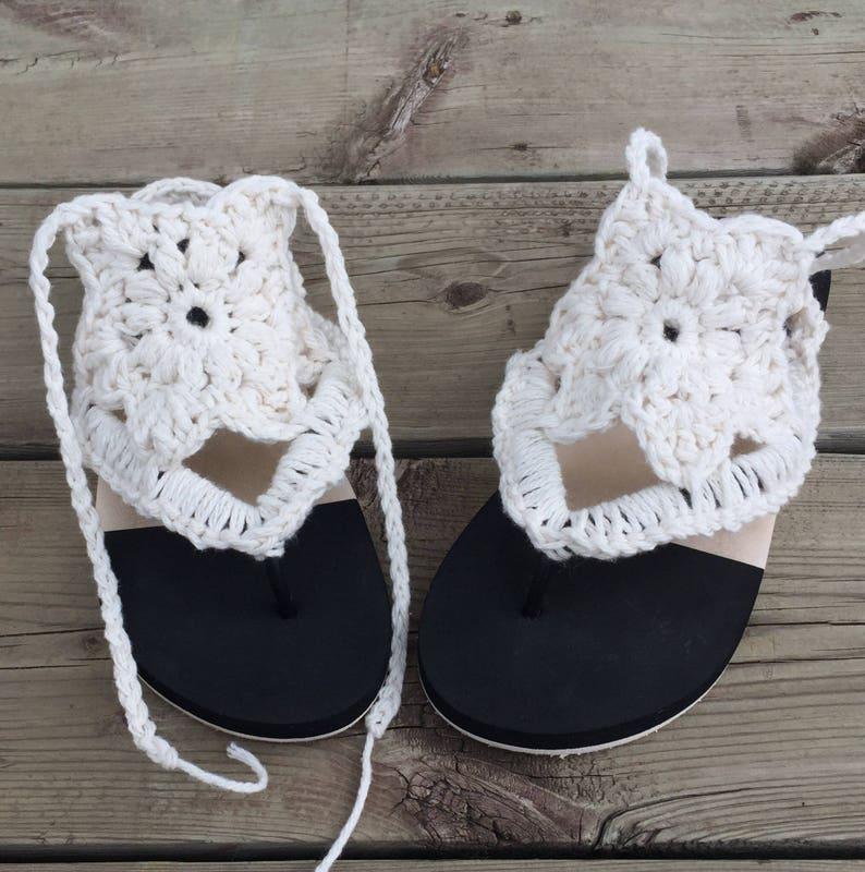 898ccf1484f0ab Crochet pattern flip flop pattern flip flop crochet pattern