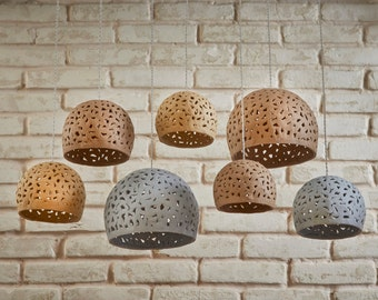 Keramiklampen