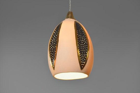Hanging lamp shade hanging pendant light porcelain pendant etsy image 0 aloadofball Choice Image