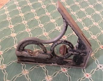 Vintage leveling tool