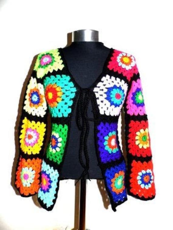 Oma Platz Pullover Gypsy Pullover häkeln Pullover häkeln | Etsy