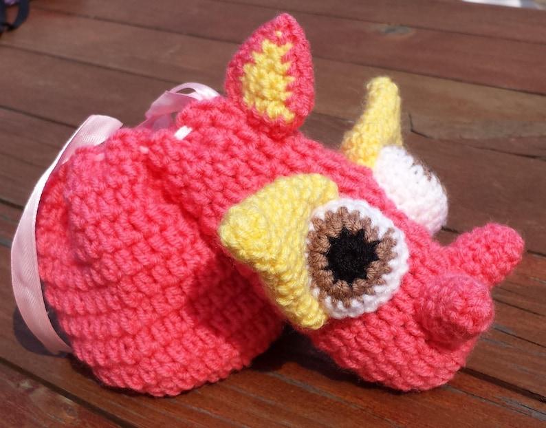 monstre coq