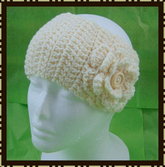 Faux Button Closure Crochet Headband Free Pattern From Nikki In Cool Beauteous Free Crochet Ear Warmer Pattern With Button Closure