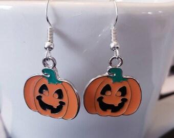 Halloween Icon Dangle Earrings