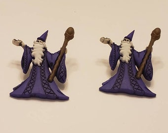 Mythical Wizard & More Stud Earrings