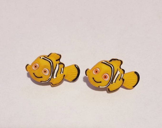 Finding Nemo and Friends Stud Earrings