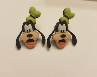 Disney Goofy Stud Earrings