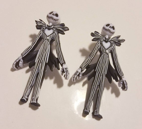 773a79ab04ab5 Nightmare Before Christmas Stud Earrings