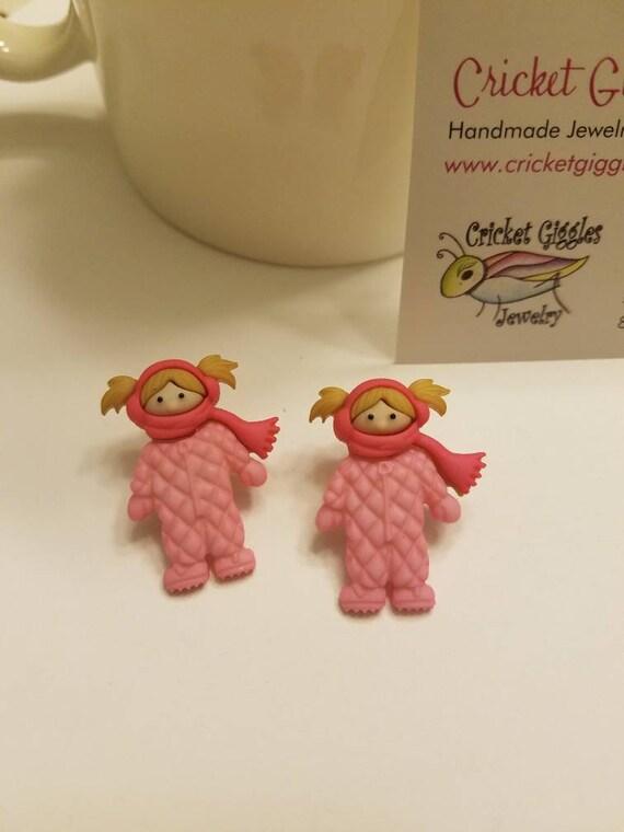 Winter Wonderland Stud Earrings
