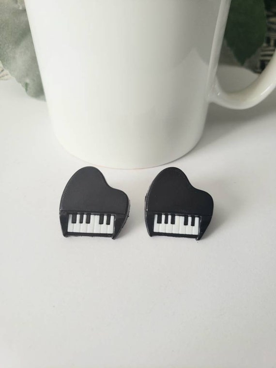 Orchestra Music Stud Earrings