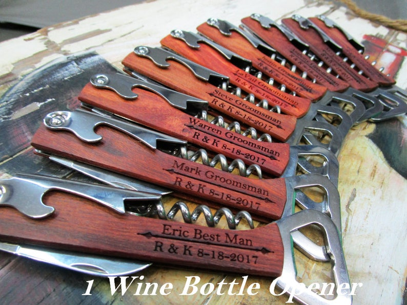 a36486804654 Groomsman and Best Man proposal gifts personalized wine