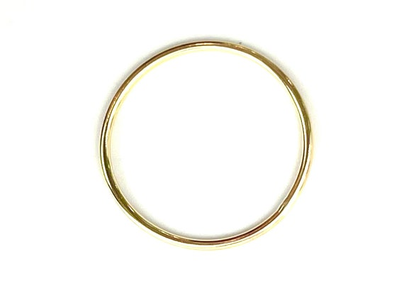 14KGF Circle Wire, Sku#620-2R