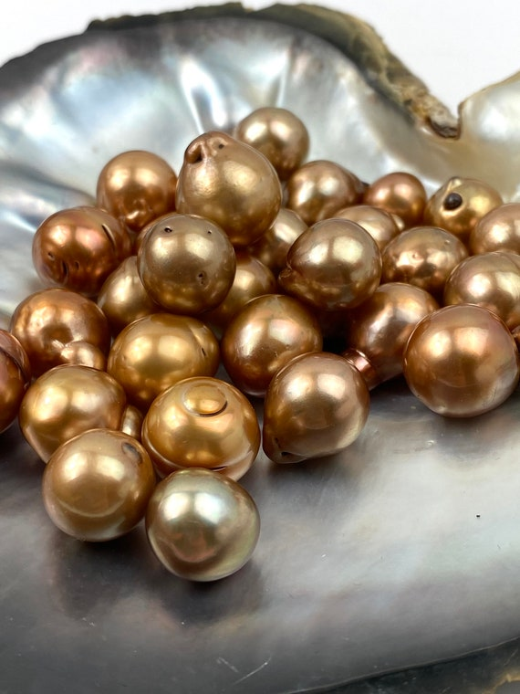 Stunning 11mm - 17mm south sea pearls