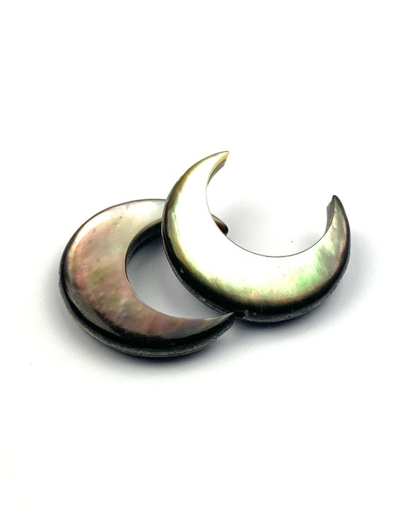 Crescent moon abalone mother of pearl, SKU#M1081