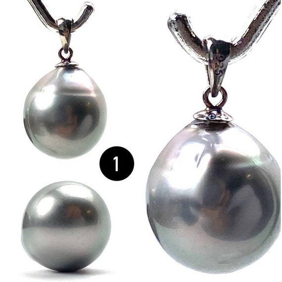 Tahitian pearl pendants, SKU# 11165