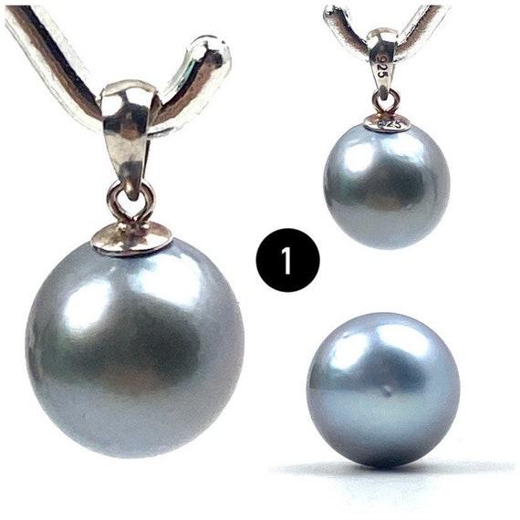 Tahitian pearl pendant, SKU# 11163