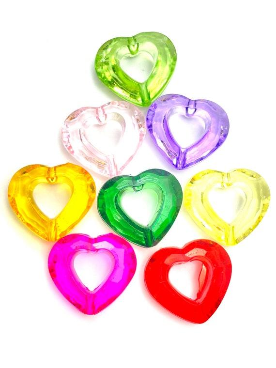 Small Acrylic Heart