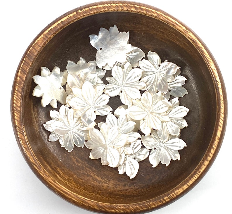 Mother Of Pearl Shell Sku#M371