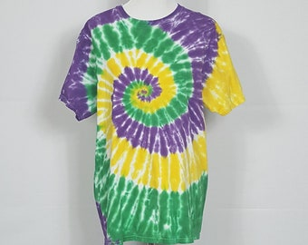 Tie Dye Shirt Fall Solstice Hand Dyed Youth    308ee6075