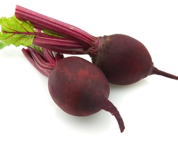 Beet Detroit Dark Red Non GMO Heirloom Garden Vegetable Seeds Sow No GMO® USA
