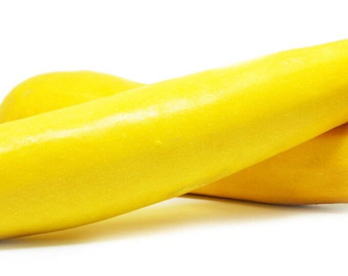 Squash Summer Zucchini Golden Non GMO Heirloom Seeds Sow No GMO® USA