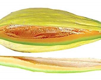 Melon Banana Yellow Non GMO Garden Fruit Seeds Sow No GMO®