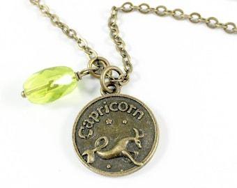 Zodiac Necklace, Zodiac Charm Necklace Zodiac Sign Necklace Astrology Jewelry Horoscope Jewelry Zodiac Jewelry Zodiac Gift Gemini Leo Cancer