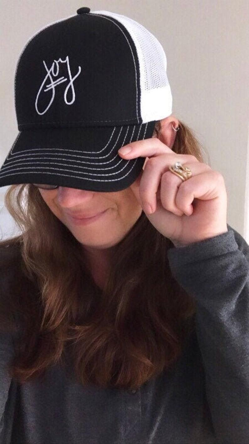 Trucker Cap Mom Trucker Hat Embroidered Trucker Hats for image 0