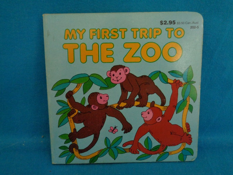 My First Trip to the Zoo by Katie Kawa   9781433962592