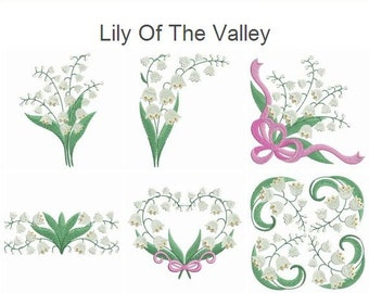 Lily Of The Valley Etsy
