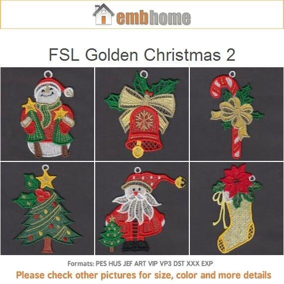 image 0 - Golden Christmas 2