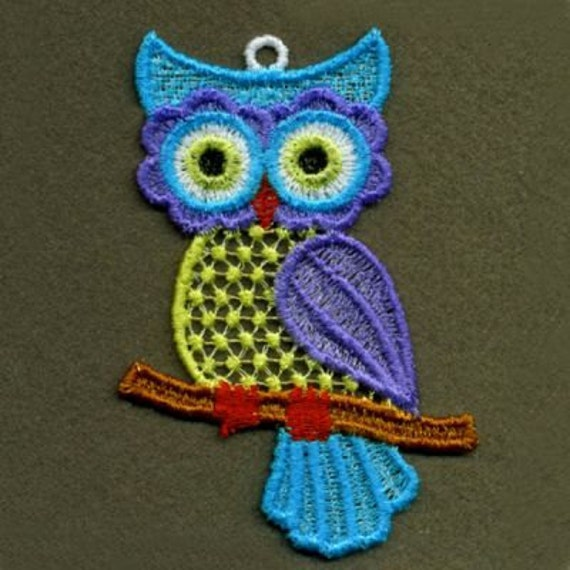 Fsl Cute Baby Owls Machine Embroidery Design Free Standing Etsy,Simple Female Character Design Pinterest