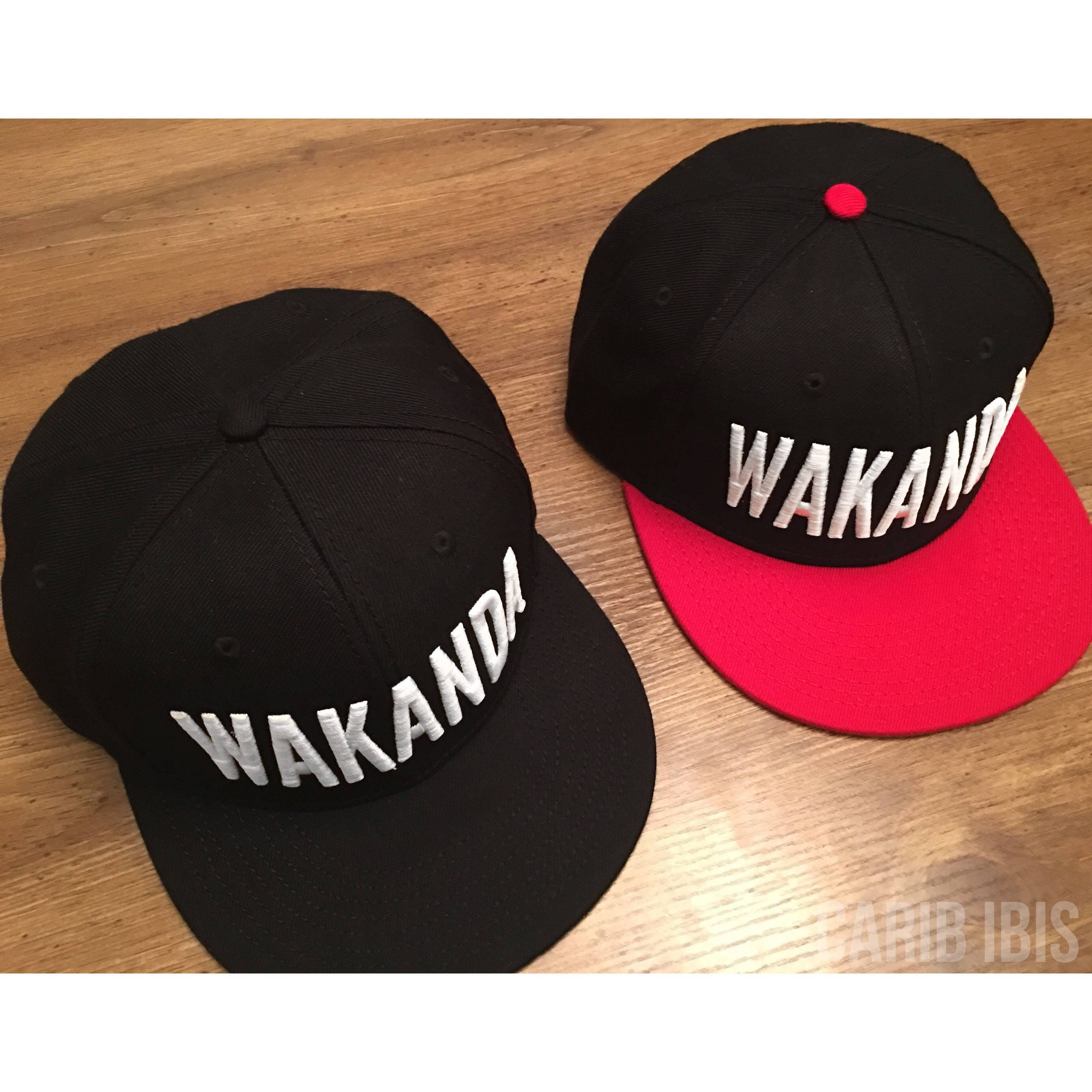 cfb8f8a52b0af Wakanda Hat Made in Wakanda Hat Snapback Black Panther Hat