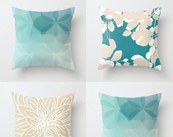 Modern Throw Pillows and Area Rugs by