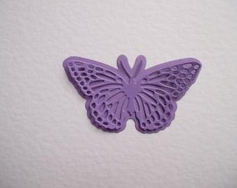 butterfly die cuts, paper die cuts, paper butterflies, paper butterfly die cuts, glitter butterflies, cut outs