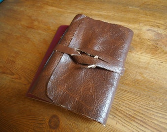 Leather Fishing JournalJournal, Handmade Leather Journal,bullet journal,travellers journal, Notebook,Graduation gift,scrap book,photo album,