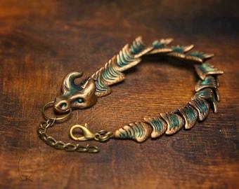 Dragon Bracelet Fantasy Fantastic Dragons Jewelry