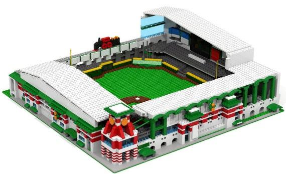 Minute Maid Park Houston Astros Baseball Stadium Brick Etsy