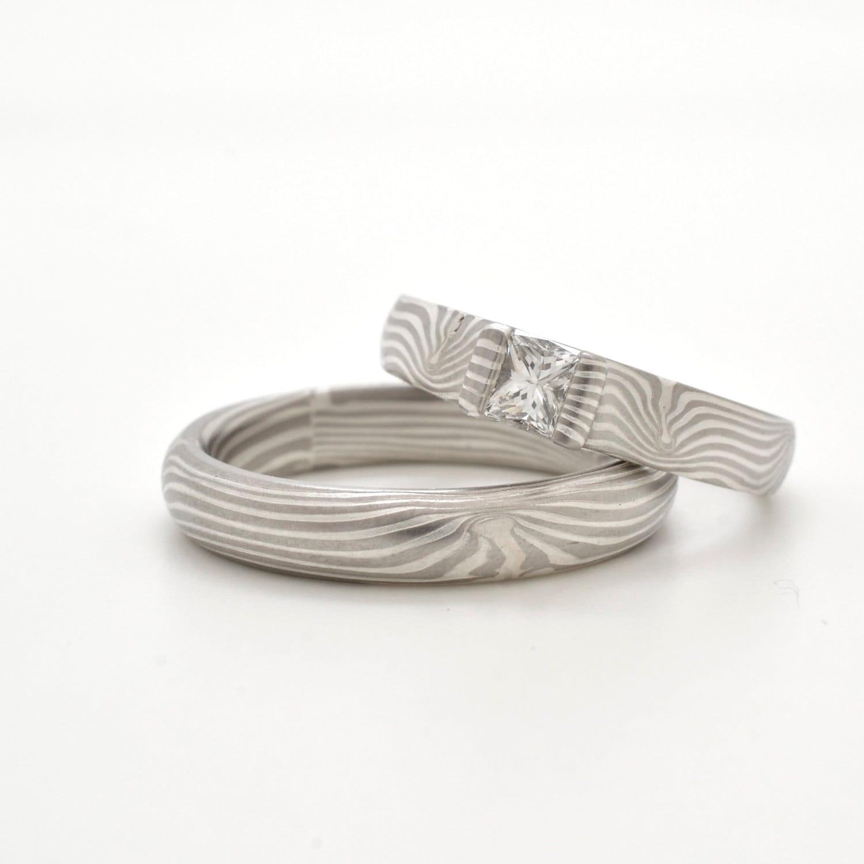 50: Wave Pattern Wedding Ring I Do At Websimilar.org
