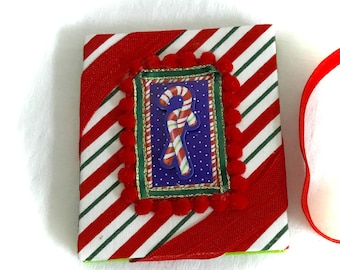 Candy Cane Magic Wallet Gift card holder