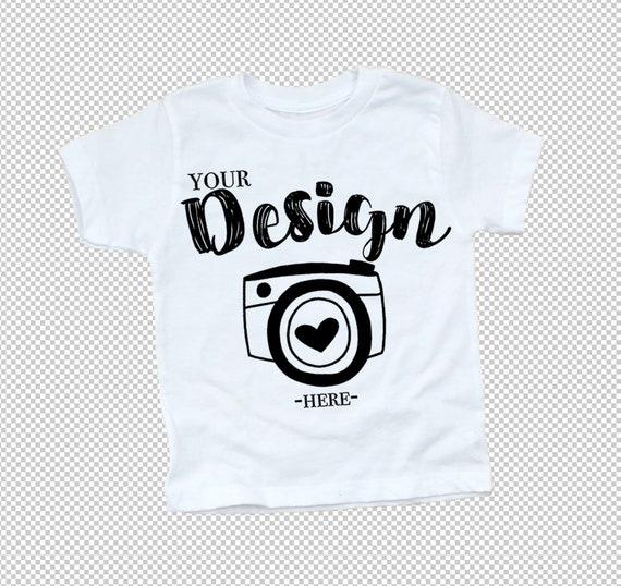Png Kids T Shirt Mockup Bella Canvas 3001t White T Shirt Etsy