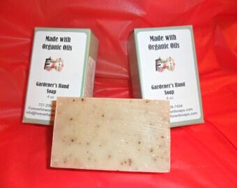 Gardener's Soap - With organic oils