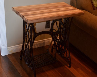 Singer sewing table | Etsy